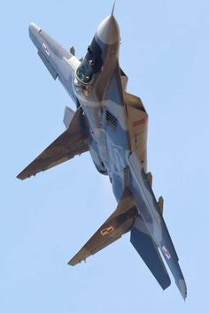 """""""Cold War Icon"""" Old she may be but the remains a beast of a jet…. Air Fighter, Fighter Jets, Helicopter Private, Russian Military Aircraft, War Jet, Luxury Private Jets, American Fighter, Military Weapons, Aviation Art"""