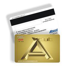 Plastic Printing Member Card  Plastic Card    Plastic