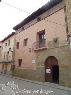 Centro de Interpretación de Miguel Servet. Villanueva de Sigena