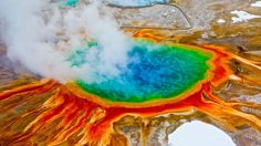 Yellowstone supervolcano recharging for eruption HD