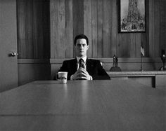 agent dale cooper every day quote - Google Search