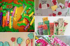 punts de llibre Sant Jordi a Instagram - totnens Collage, San, Rose, Instagram, Card Stock, Pintura, Decorated Boxes, Creativity, Arts Plastiques