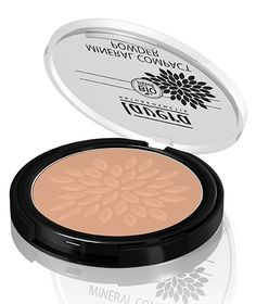 Mineral Compact Powder: Almond