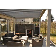 blockkamin gabionen grill xl - Bien Zenker Haus