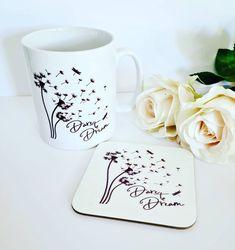 Personalised Gift Shop, Custom Mugs, Coaster Set, Tableware, Instagram, Dinnerware, Tablewares, Dishes, Place Settings