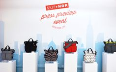 Project Nursery - Skip Hop Duo Signature Diaper Bags
