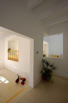 Jordi and África's House par le studio espagnol TEd'A arquitectes - Journal du…