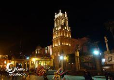 San Rafael o Santa Escuela de Cristo, San Miguel de Allende, México