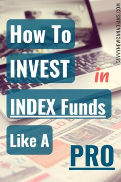 Index funds are a low-cost option for new investors to commence their investing journey while earning market returns and saving on investment fees. Learn how to build your investment portfolio with index funds the easy way. Stock Market Investing, Investing In Stocks, Investing Money, Investing In Shares, Investment Tips, Investment Portfolio, Investment Property, Investment Books, Retirement Investment
