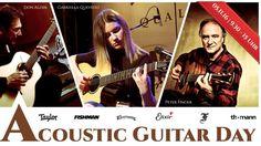 Thomann Acoustic Guitar Day - Sei dabei - http://www.delamar.de/events/thomann-acoustic-guitar-day-35523/?utm_source=Pinterest&utm_medium=post-id%2B35523&utm_campaign=autopost