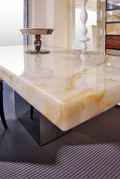 tavolo pranzo table Onyx wama.it