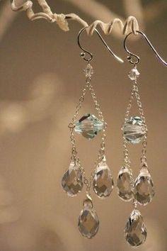 Jewelry Craft Ideas - Pandahall.com #wirejewelry