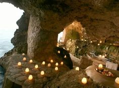 The Caves Negril jamaica restaurant