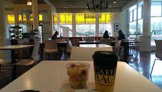 Je vous propose de prendre un bon petit-déjeuner à saveur italienne au Caffè Baci à Chicago. Une bonne adresse, une bonne carte et une ambiance tranquille.