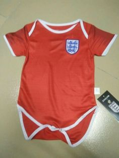 ec0af3663 2018 World Cup Infant Jersey England Away Replica Red Shirt 2018 World Cup  Infant Jersey England Away Replica Red Shirt