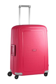 Samsonite S'Cure Spinner 69/25 Bright Pink