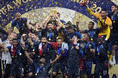 France a World Cup Champion That Stood Above It All in Russia