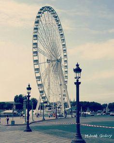 La Noria de París.