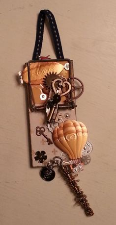 STEAMPUNK altered mouse trap