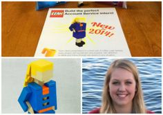Northwestern Student's Clever 'Lego Me' Resume Goes Viral