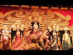 Best Durga Pujas - The Biggest Festival In Kolkata - YouTube