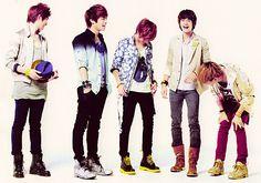 SHINee k-pop