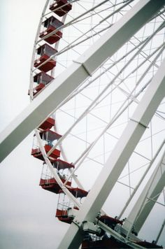 Ferris Wheel at the Navy Pier: Chicago, Illinois / photo by dale✈arden