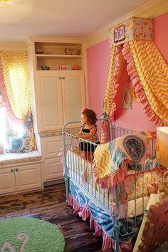 Addison's Wonderland Baby Nursery