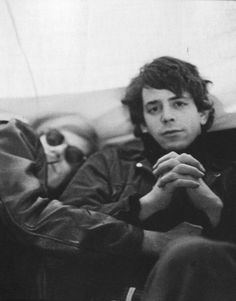 Andy Warhol and Lou Reed by Nat Finkelstein, 1966  http://colecciones.tumblr.com/post/136431770555