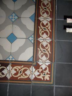 Reproduktion von historischen Zementfliesen Cement Tiles, Frame, Home Decor, Picture Frame, Decoration Home, Room Decor, Frames, Home Interior Design, Home Decoration