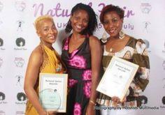 Natural Hair Salons, Natural Hair Styles, Award Winner, African Women, Scrunchies, Business Women, Afro, Black Women, Awards