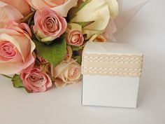 1 mtr x 2cm Width Apricot Lace - Perfect for Wedding Invitations or bomboniere boxes! - Hall Occasions