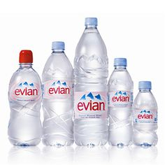 """Evian"" spelled backwards is ""NAIVE"" as In Change your water…Change your Life! Instead, drink great tasting ionized, micro-clustered, alkaline Kangen water!"