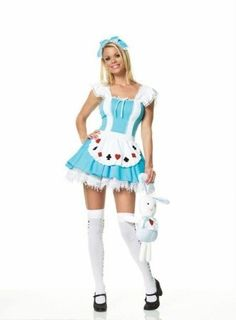 Alice Girl Costume X Lrg * Check this awesome product by going to the link at the image.