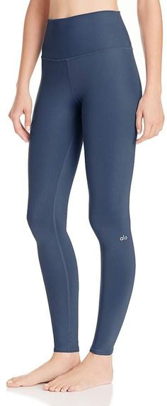 21e4d36d2ce30 Alo Yoga High Waist Airbrush Leggings | Just click and buy what you love ♥ # yoga #lifestyle #outfit #yogi #fashion #trendy #buynow #activewear ...