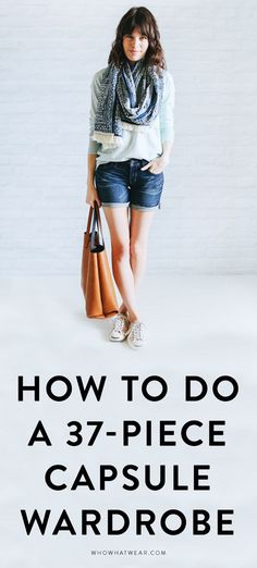 The Pinterest 100: Style; Capsule wardrobes to help capitalize on the minimalist trend.
