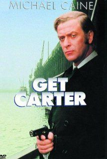 Get Carter (1971): When his brother dies under mysterious circumstances in a car accident, London gangster Jack Carter travels to Newcastle to investigate.