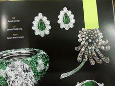 Jewelries, Diamond Earrings, Brooch, Fashion, Moda, Fashion Styles, Brooches, Fashion Illustrations, Diamond Drop Earrings