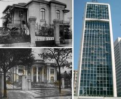 Série Avenida Paulista: morada de Inglez de Souza, Peruche e Calfat