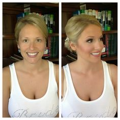 Bridal Makeup Pictures Before And After : 1000+ images about Makeup before and after on Pinterest ...