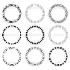 depositphotos_21138661-stock-illustration-black-round-frames-with-ornament.jpg (1024×1024)