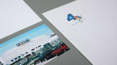 Design for Channel 4 vintage nbc #vintage #vintagebusinesscard #nbc4