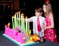 decoracion de velas de 15 años - Buscar con Google