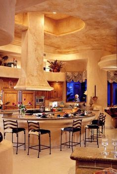 Now that is a dream #kitchen!