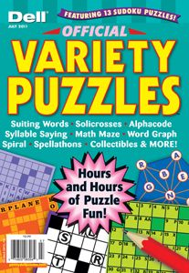 Where to buy variety puzzle books
