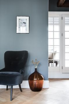 Blue and white apartment // Nordic interior // Scandinavian // home decor // int., Blue and white apartment // Nordic interior // Scandinavian // home decor // interior. Scandinavian Interior Design, Scandinavian Home, Home Interior, Interior Decorating, Interior Sketch, Gray Interior, Interior Doors, Contemporary Interior, Moroccan Wall Art