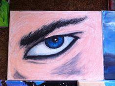 Tuomas holopainen's eye