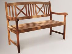 Small Greenport Garden Bench $229.99, Cost Plus World Market.