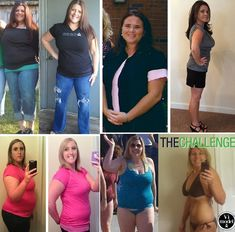 Body By Vi ~ 90 Day Challenge before and after pictures :)