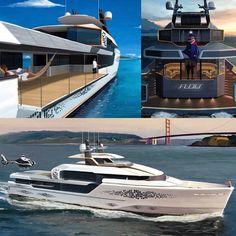 Vripack New Superyacht Project.